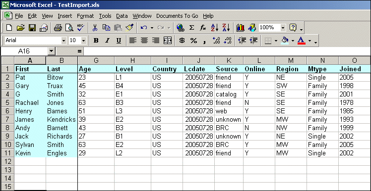 Locking rows in excel productivity portfolio example of frozen pane in excel ccuart Images