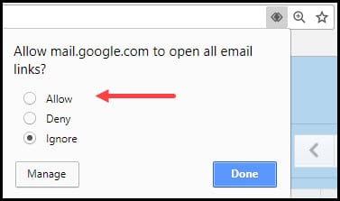 How To Fix Email Links So They Open In Chrome • Productivity