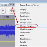 Speed Up Learning With Audacity