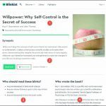 Expand Your Opportunities in 15 Minutes with Blinkist Summaries