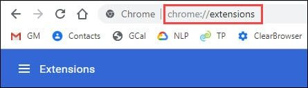 How to Remove Chrome Extensions | Productivity Portfolio