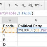 How to Leverage Google Sheets and VLOOKUP
