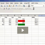 Video: Excel Conditional Formatting