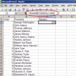 One Easy Way to Generate Random Numbers with Excel