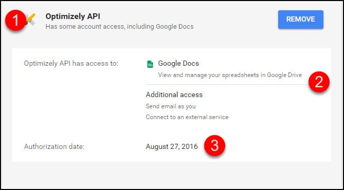 how to change google security settings