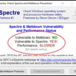 InSpectre Takes the Guesswork Out of Meltdown & Spectre