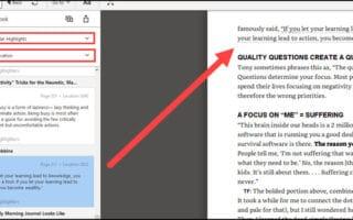 Kindle popular highlight