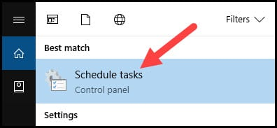 scheduled tasks app
