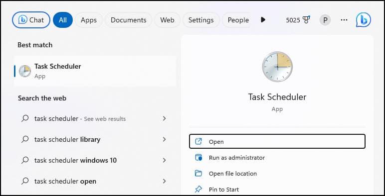 scheduled tasks app