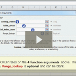 Video: Excel VLOOKUP