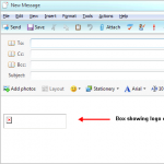 Create Image Signatures in Windows Mail or Live Mail
